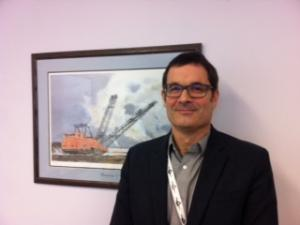 Mal Carroll, General Manager of Research and Development, Syncrude